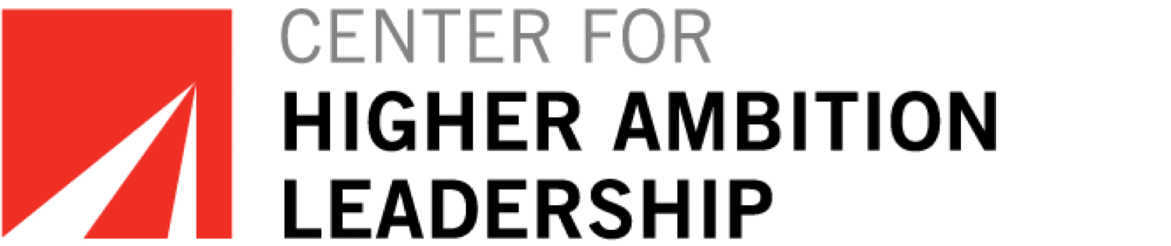 Center for Higher Ambition Leadership
